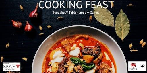 UTASLife Cooking Feast at Hobart Plaza