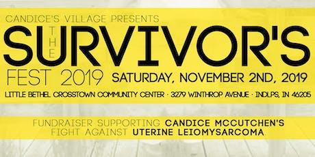 Survivor's Fest tickets