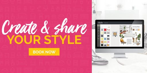 Create and Share your Style: Mood Boards with Nunawading Homemaker HQ