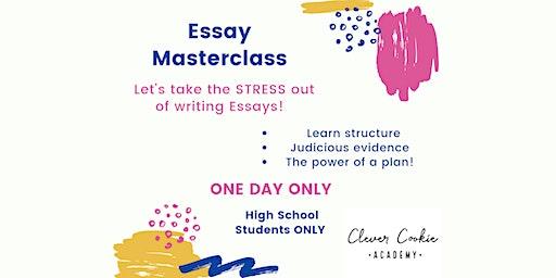 Essay Masterclass