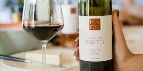 Italian Wine Tasting and Class featuring Cascina Pace tickets