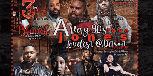 A Very 90's Love Jones Lovefest