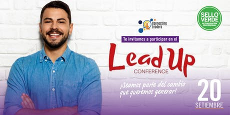 SELLO VERDE: Lead Up Conference tickets