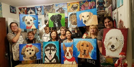 PAINT YOUR PET - SEPTEMBER tickets