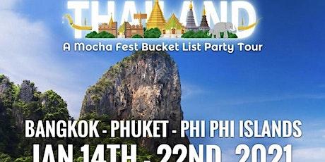 Mocha Fest Thailand 2021 tickets