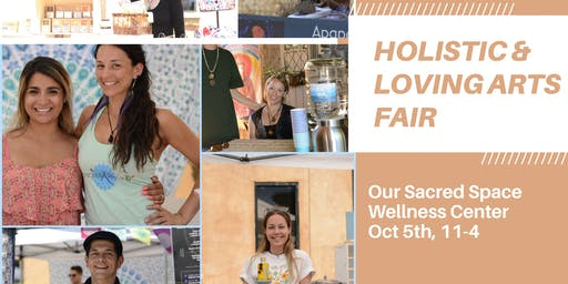 Holistic & Loving Arts Fair
