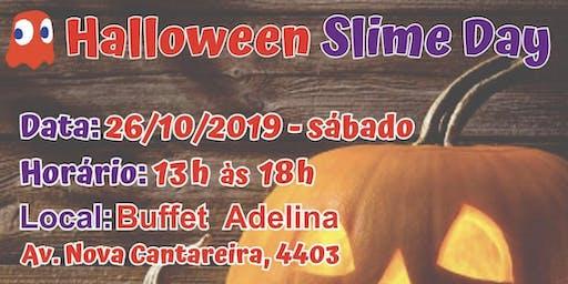 Halloween Slime Day