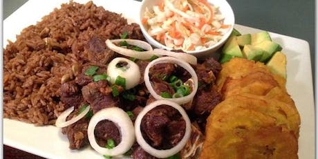 The Second Edition Of Taste Of Haiti In Philly-Haitian men cook-off Competition tickets