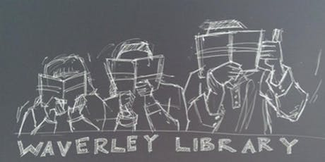 Sketchflash FREE @ Waverley Library tickets