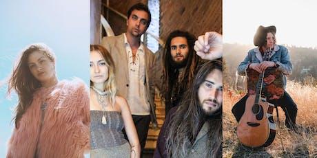 Wolfchild / Caitlin Jemma / Lucas Brookbank Brown tickets