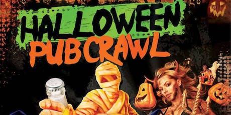 NYC Halloween Pub Crawl 2019 only 15$ tickets