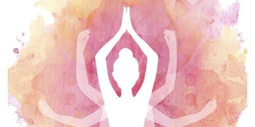 Gentle Yoga at Mount Gravatt Community Centre