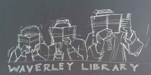 Sketchflash FREE @ Waverley Library