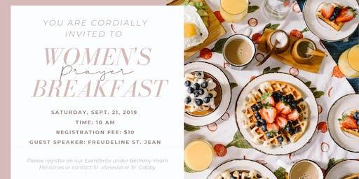 Women's Prayer Breakfast