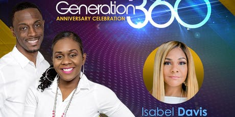 NGRVA Generation 360 tickets