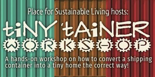 Tiny 'Tainer Workshop
