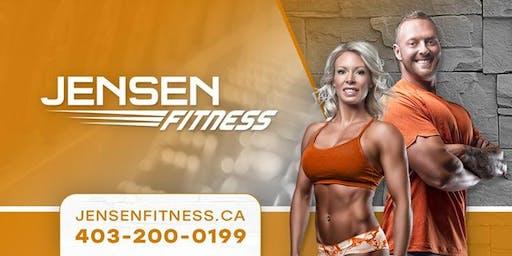 Jensen Fitness Grand Re-Opening Party