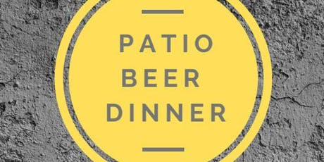 Shagbark and Tabol Brewing: Patio Beer Dinner tickets