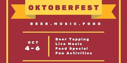 Oktoberfest at Off the Rails Brewing Co.