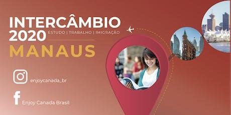 Feira de Intercâmbio 2020 - Manaus ingressos
