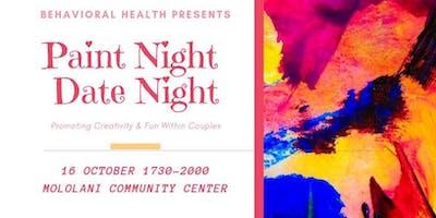 Paint Night Date Night
