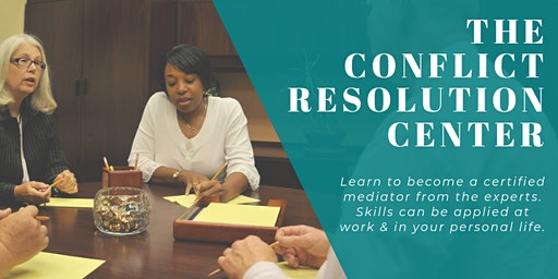 Become Certified Mediator | 4 Day Mediation Skills Training