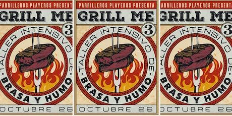 GRILL ME 3 boletos