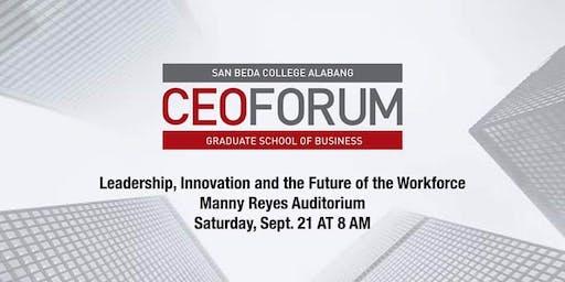 SBCA CEO Forum
