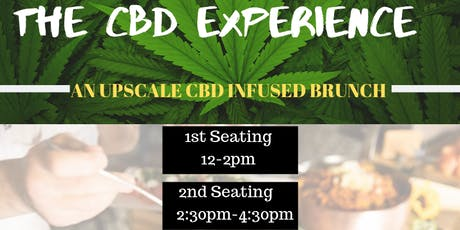 The CBD Experience tickets
