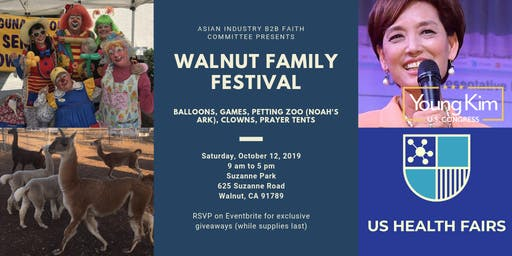 AIB2B October Walnut Family Festival