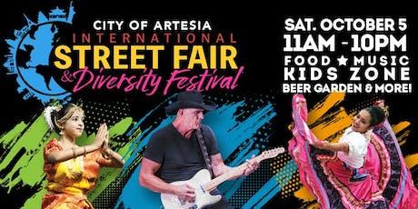 International Street Fair and Diversity Festival tickets