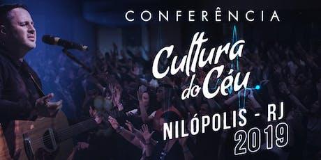 Conferência Cultura do Céu 2019 ingressos