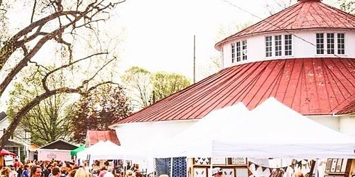 Spring at the Round Barn - Vintage & Made Market
