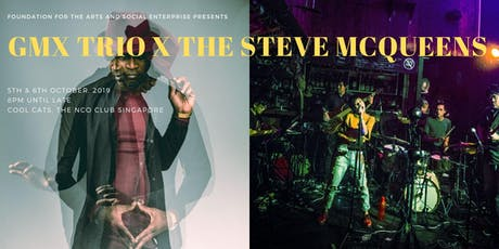 GMX Trio x The Steve McQueens tickets