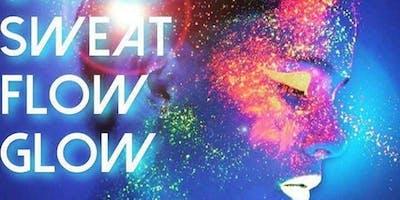 Big 40 Buti-Zumba Glow Birthday Fundraiser!