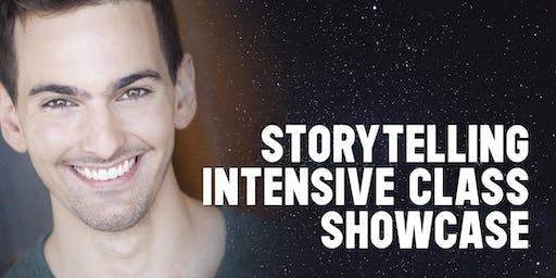 Storytelling Intensive Class Showcase