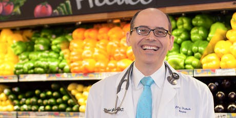 Dr. Michael Greger on Evidence-Based Weight Loss  tickets