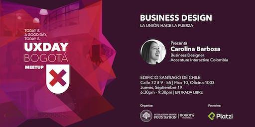 Business Design   La unión hace la fuerza