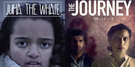 "Arab Film Screening: ""THE JOURNEY"" & ""JUHA THE WHALE"" tickets"