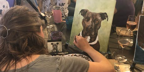 Paint Your Pet Class By Impawsible Pet Portraits at Salt Creek Cider House tickets