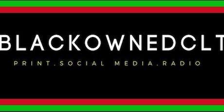 #BlackOwnedCLT Cash Mob Saturday tickets