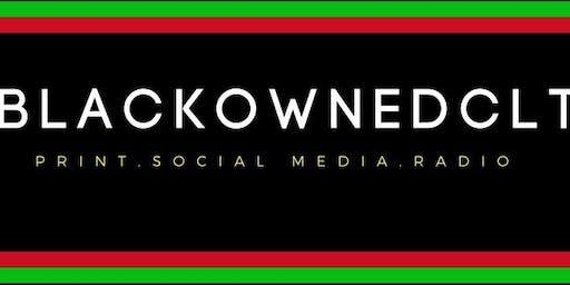 #BlackOwnedCLT Cash Mob Saturday