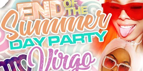 END OF THE SUMMER DAY PARTY tickets