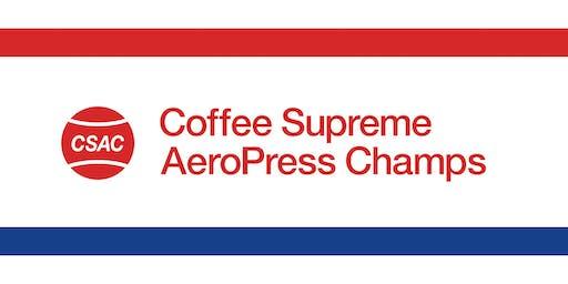 AU AeroPress Nationals: Watch the Wimbledon of Coffee