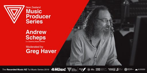 Tui Music Series: Music Producers - Andrew Scheps