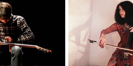 HELENA ESPVALL | MARCELO DOS REIS. ART LOFT LISBON Concert Dinner events