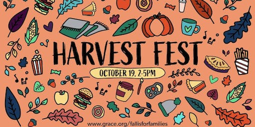 Harvest Festival at Grace Chapel Watertown