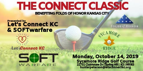 'The Connect Classic' Golf Tournament Presented by SOFTwarfare