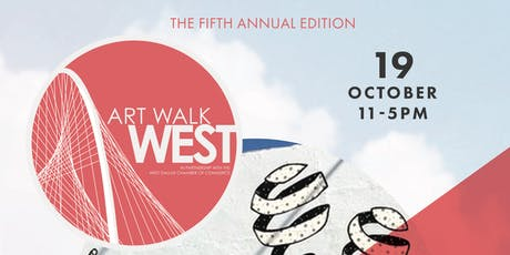 2019 ART WALK WEST presented by the West Dallas Chamber of Commerce tickets