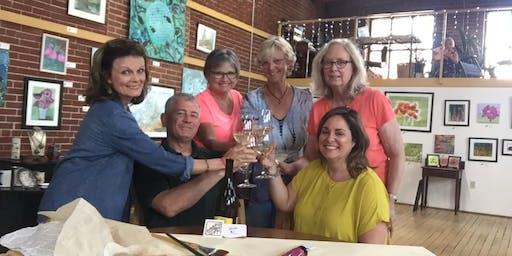 The Art Loft/VinAmi Funds for Muskingum Valley Garden Society